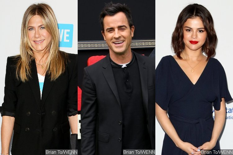 Jennifer Aniston 'Upset' Over Justin Theroux and Selena Gomez Dating Rumors