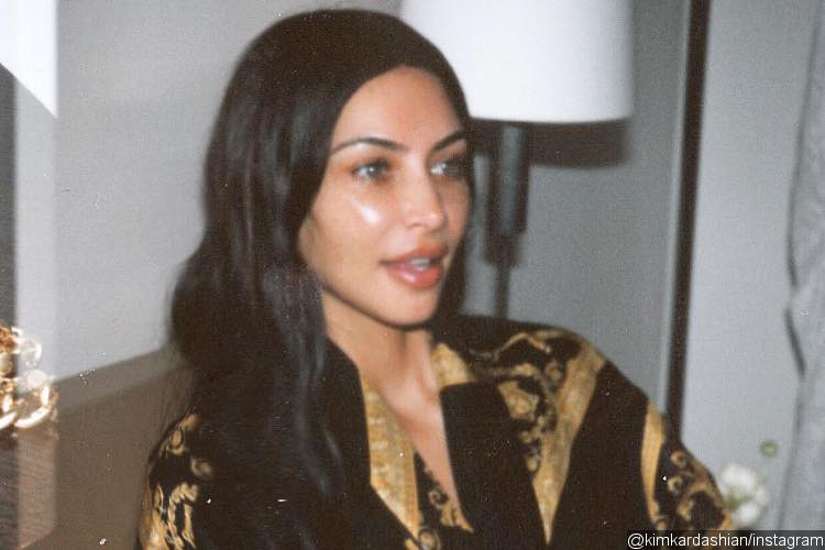 Kim Kardashian West is in hot water for her latest sponsored post