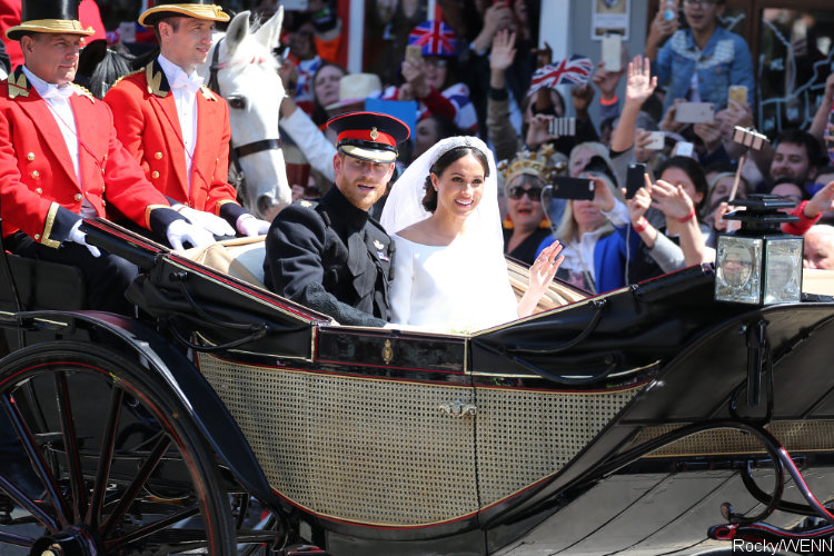 Royal Wedding: Prince Harry and Meghan Markle Officially Married