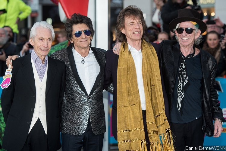 Rolling Stones Is Back Home for First London Gig in 5 Years