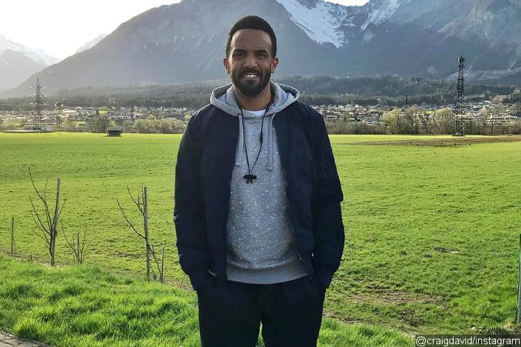 Craig David Was Surprised When He Heard His Music Being Played at Costa Rica Store