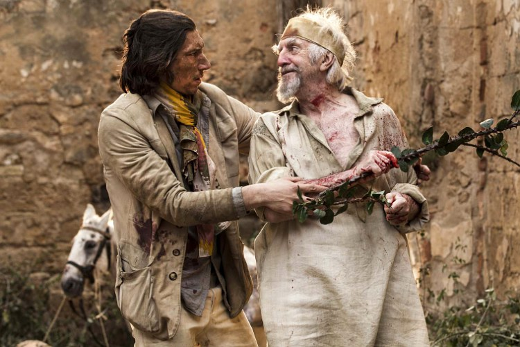 Terry Gilliam on Working on 'Don Quixote' for 25 Years: 'It Changed for the Better'