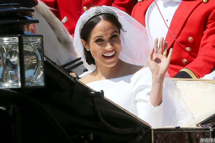 Here's why 600 guests at the Royal wedding started giggling together