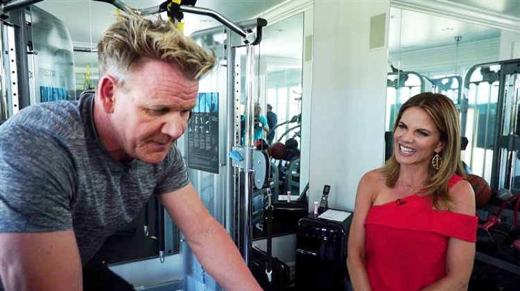 Here's Why Gordon Ramsay Decides to Lose Weight