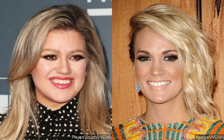 Kelly Clarkson Thanks Carrie Underwood for Making Her Feel Great About Weightloss