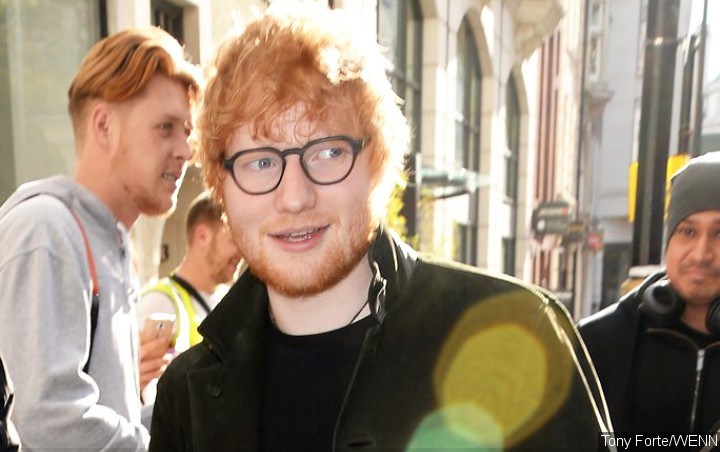 Ed Sheeran Hires Experts to Hunt for Newts Amid Battle to Build Private Chapel