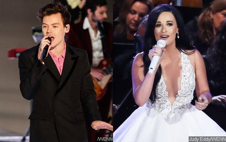 Video: Harry Styles and Kacey Musgraves Join Forces to Cover Shania Twain's 'You're Still the One'