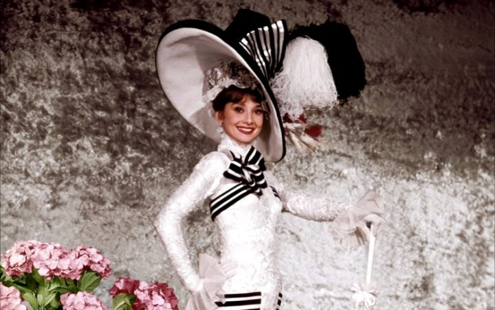 Audrey Hepburn's 'My Fair Lady' Blouse to Be Auctioned