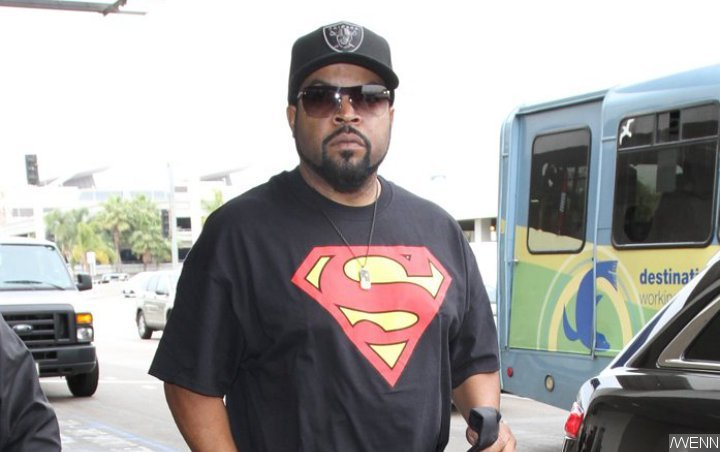 Ice Cube Keen to Create World Cup for BIG3 Basketball League