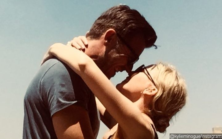 Kylie Minogue Posts Romantic Snap With New Boyfriend