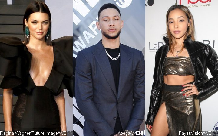 Awkward! Kendall Jenner and Ben Simmons Run Into His Ex Tinashe While Clubbing