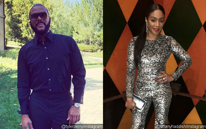 Tyler Perry Brings Tiffany Haddish to Tears After Giving Her Brand New Car