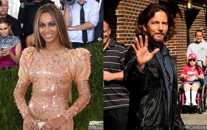 Beyonce and Eddie Vedder Tapped to Headline Nelson Mandela's 100th Birthday Concert