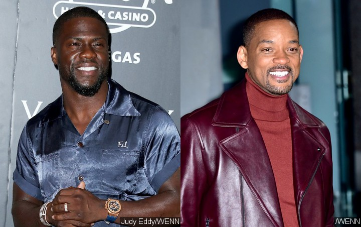 Kevin Hart and Will Smith Plan to Make Philly Fans Proud With Joint Movie Project