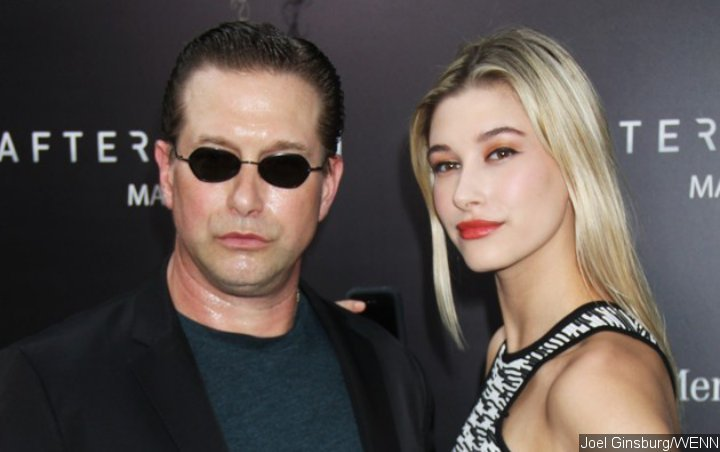 Hailey Baldwin's Dad Reacted to Her Sudden Engagement to Justin Bieber Before Deleting It