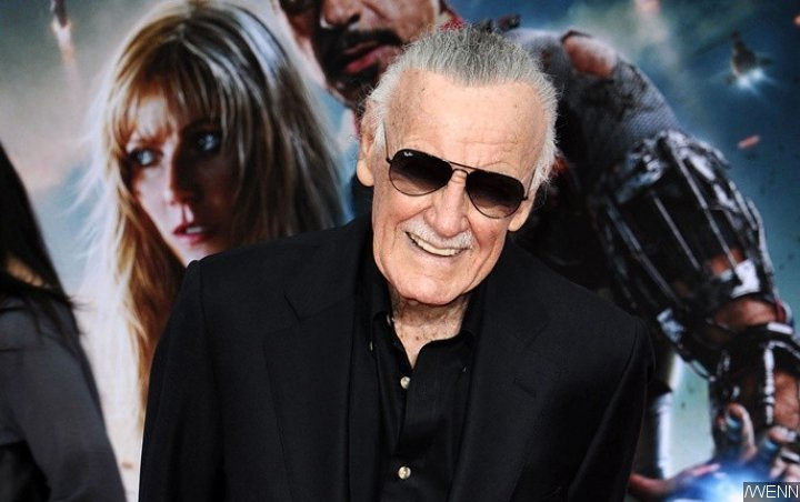 Stan Lee Withdraws Lawsuit Against Former Company