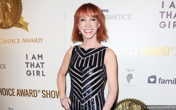 Kathy Griffin Slams Tabloid for Claiming She's Going Bald Due to Lupus