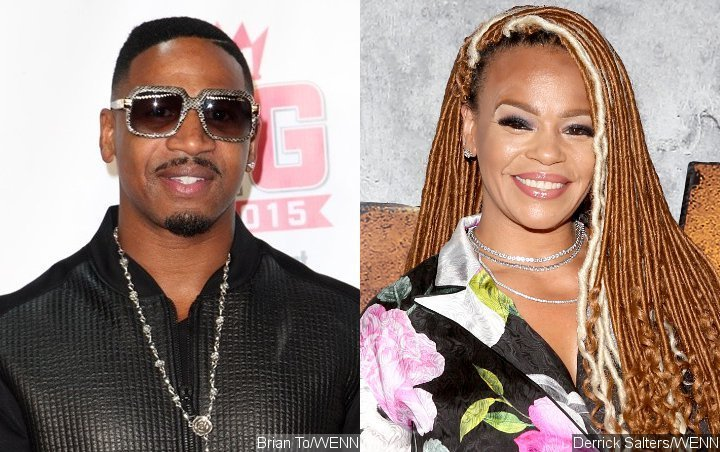 Woman Claims Stevie J Got Her Pregnant After His Quickie Wedding to Faith Evans