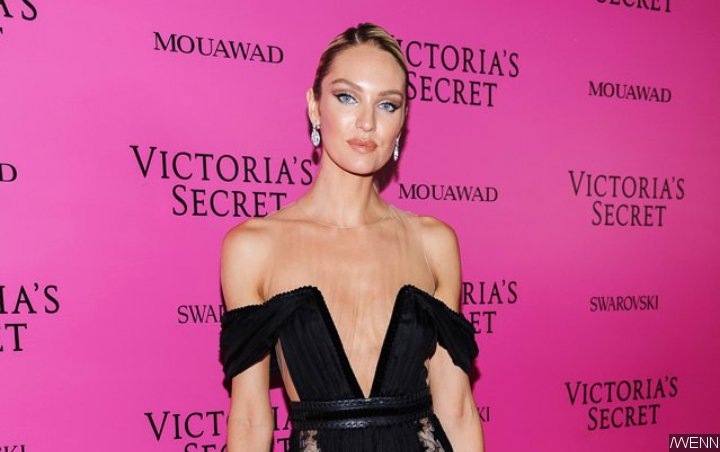Candice Swanepoel Shows Off Post-Baby Body in Nude Photo