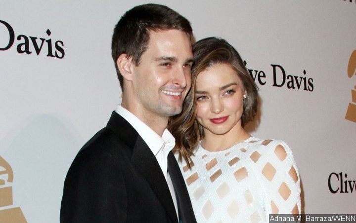 Miranda Kerr's Husband Evan Spiegel Goes Back to School to