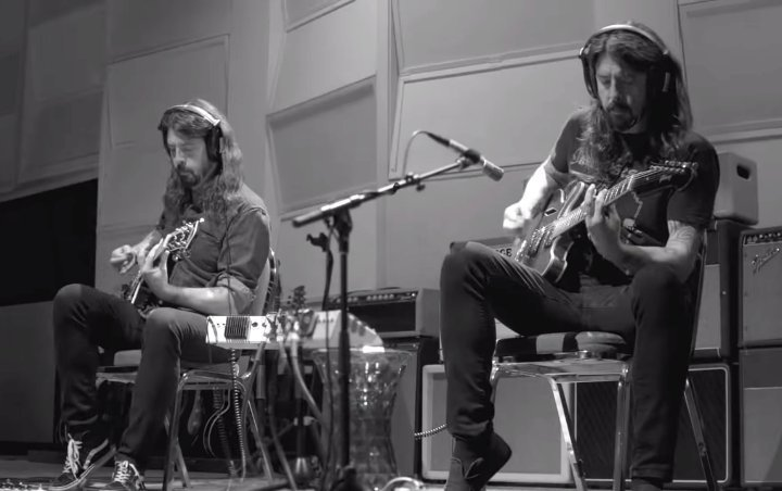Dave Grohl Announces 23-Minute Song 'Play'