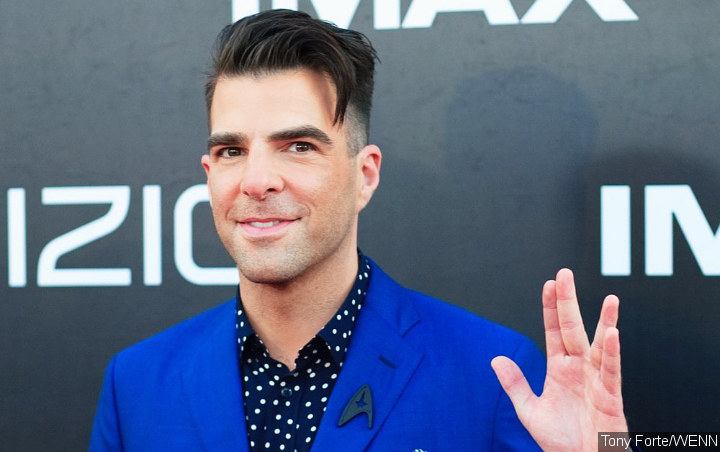 Zachary Quinto Learned Scuba Diving for 'In Search Of'