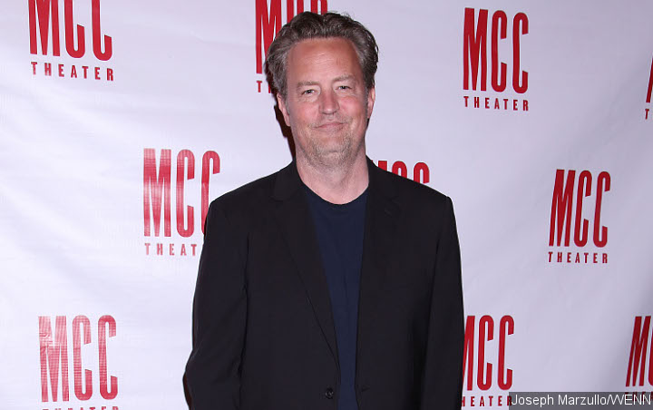 Matthew Perry Is Recovering From Bowel Surgery
