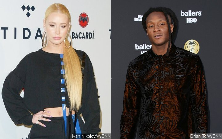 Iggy Azalea Confirms Relationship With DeAndre Hopkins After Tyga Dating Rumors
