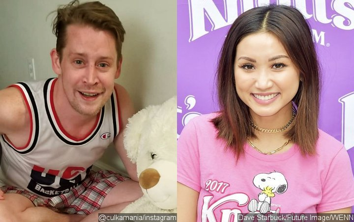 Macaulay Culkin Wants to Make 'Tiny Little Asian Babies' With GF Brenda Song