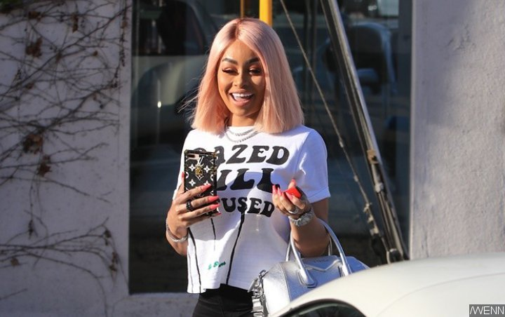 Everyone's Curious About the Mystery of Blac Chyna's Deflating Butt