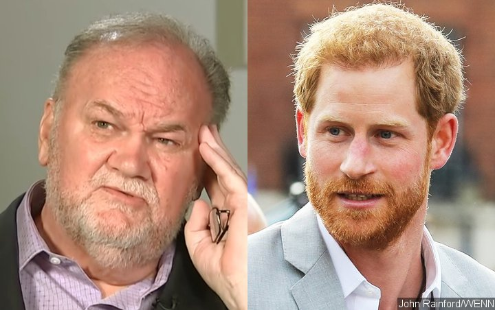 Meghan Markle's Dad 'Hung Up' on Prince Harry During Heated Phone Call About Photo Scandal