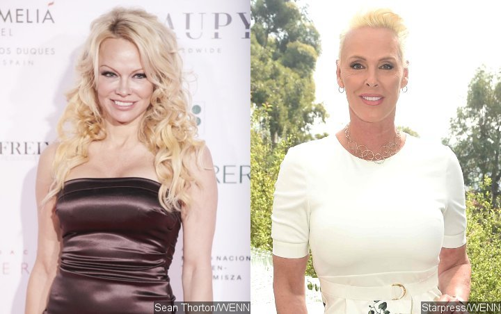 Pamela Anderson Plans to Have Baby Thanks to Brigitte Nielsen