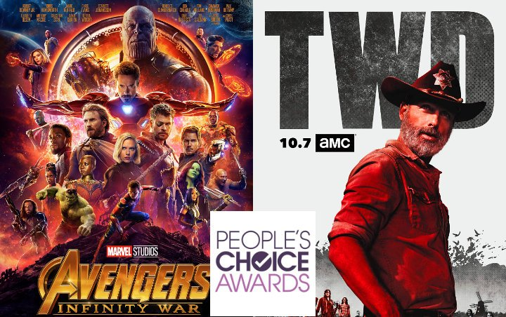 People's Choice Awards 2018: 'Avengers: Infinity War' and 'The Walking Dead' Lead Nominations