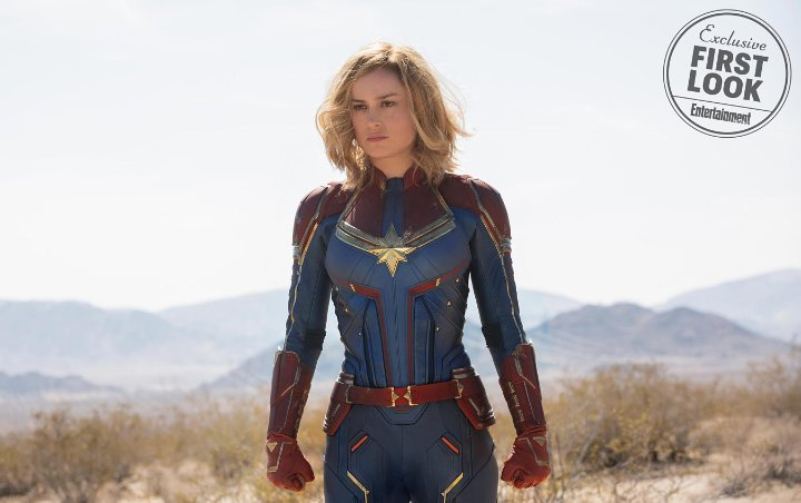 Brie Larson Worried She Wouldn't Fit 'Captain Marvel' Role