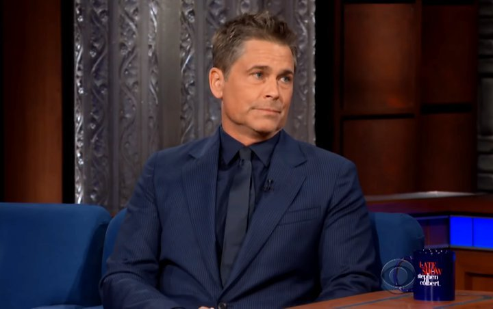 Rob Lowe Reveals Vintage Home Movie Footage With Charlie Sheen