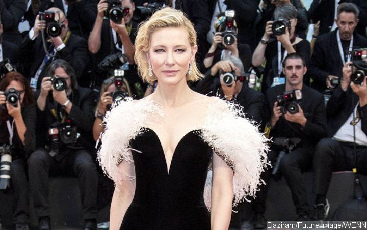 Cate Blanchett to Be Honored With BAFTA's Excellence in Film Award