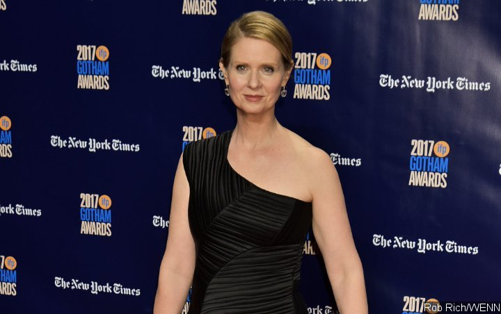 Cynthia Nixon 'Inspired' by Primary Election Lost