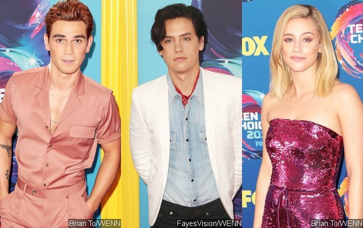 KJ Apa Hilariously Makes Fun of Cole Sprouse's Sexy Birthday Tribute for Lili Reinhart