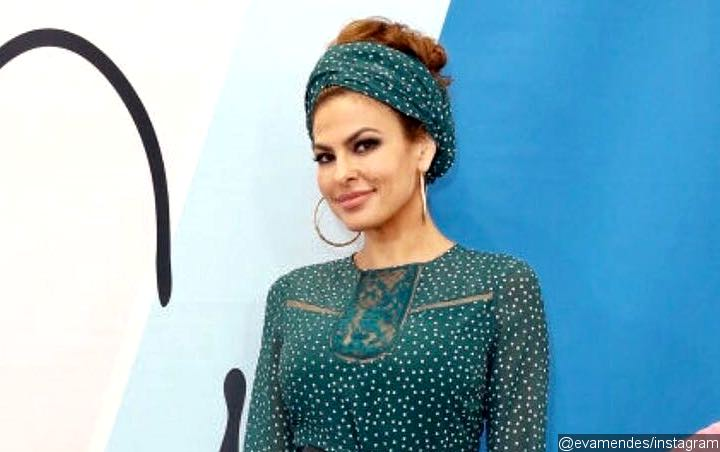 Eva Mendes Gets Inspiration for Fashion Line From Her 'Stylist' Daughter