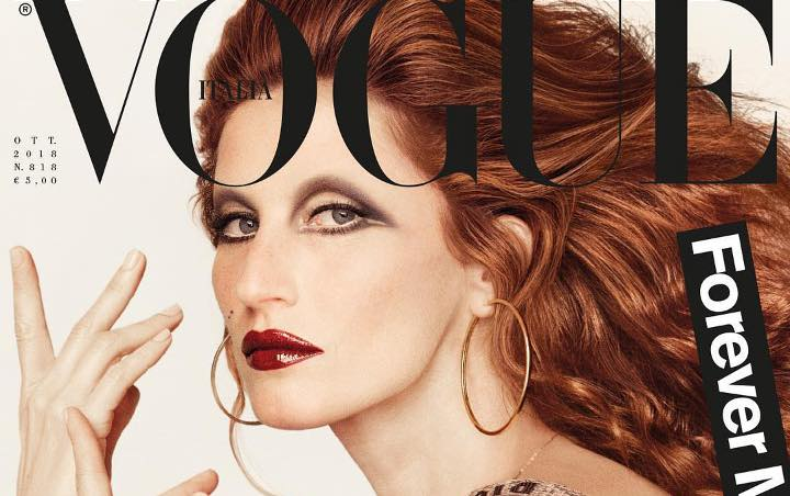 Is That You, Gisele Bundchen? The Model Looks So Different on Vogue Italia Cover