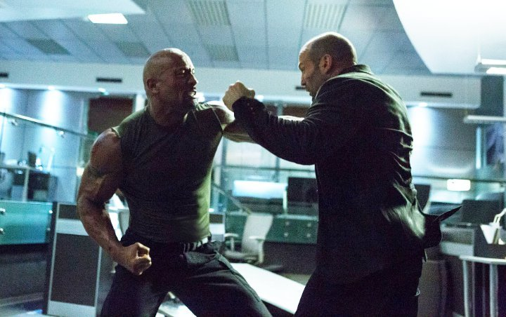Hobbs and Shaw Reunite in First Photo of 'The Fast and the Furious' Spin-Off