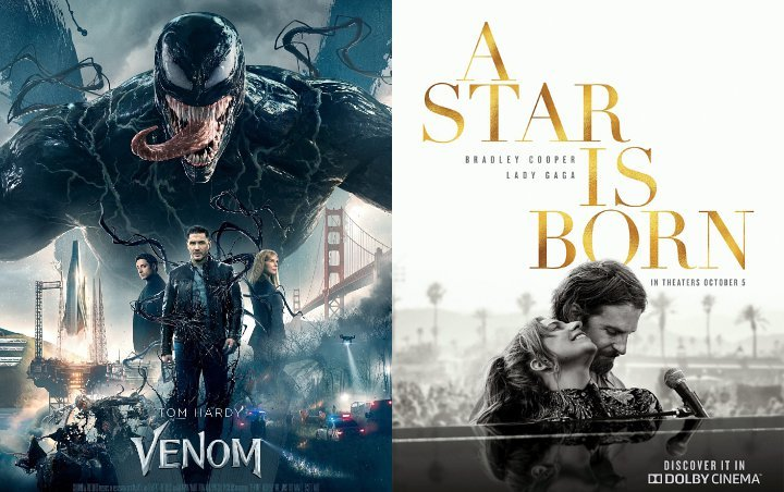 'Venom' Shatters Box Office Record, Outshines 'A Star Is Born'