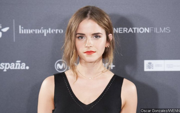 Emma Watson Kisses Businessman Brendan Wallace on Vacation in Mexico
