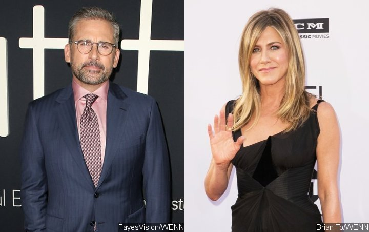 Steve Carell Returns to TV After 'The Office' With Jennifer Aniston's Apple Series