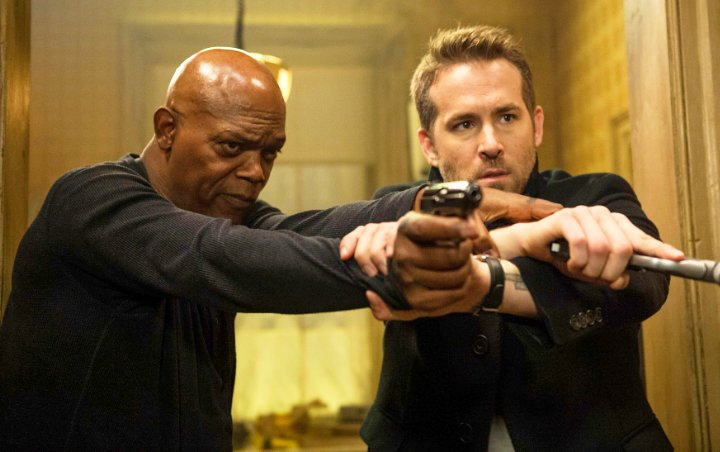 Ryan Reynolds and Samuel L. Jackson Return to 'The Hitman's Bodyguard' Sequel