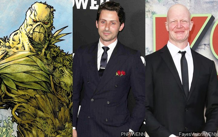 Live-Action 'Swamp Thing' Series Finds Its Titular Character in Andy Bean and Derek Mears