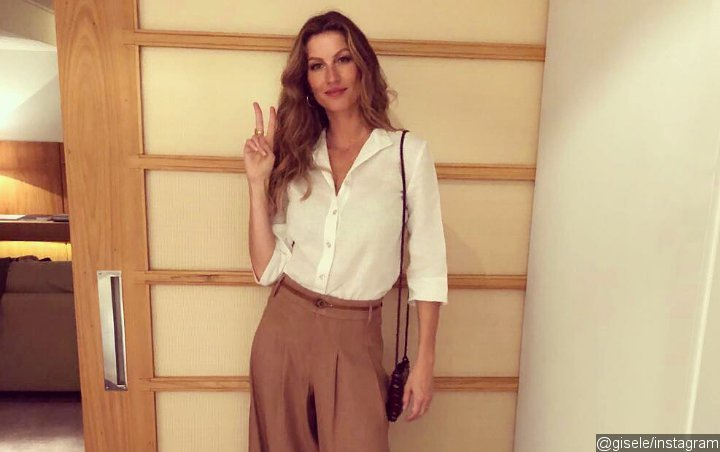 Gisele Bundchen Reveals Need to Cover Up on Her Final Days as Victoria's Secret Model