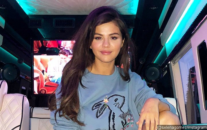 High-Spirited Selena Gomez Was About to Get New Tat Prior to Emotional Breakdown