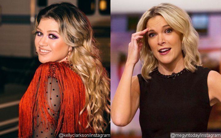 Report: NBC Offering Kelly Clarkson Good Money to Take Over Megyn Kelly's 'Today'