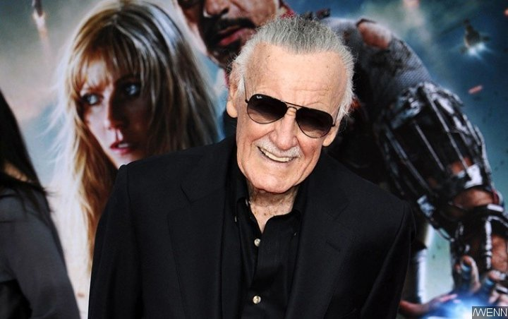 Stan Lee's Daughter to Continue Working on His Final Superhero Character